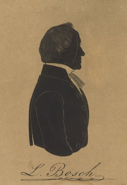 Toen, op 16 januari 1860: dominee Bosch overleden. - Stichting Historische  Projecten