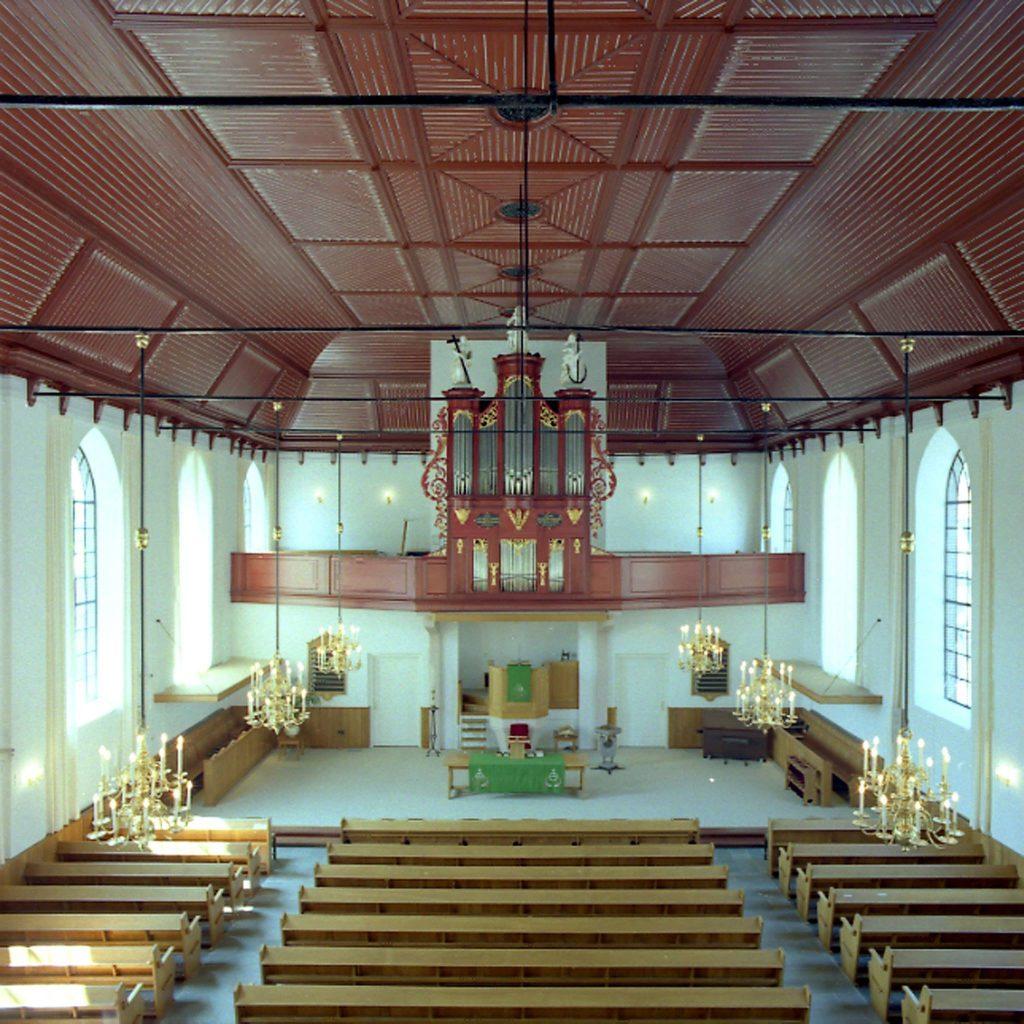 Hervormde kerk Voorstraat, Stephanuskerk
